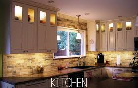 Kitchen Over Cabinet Lighting Trendy Design Above Kitchen Cabinet Lighting Over Lighting Led