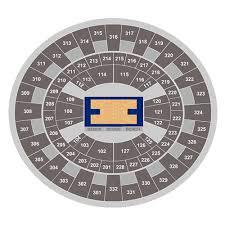 Utc Seating Chart Mckenzie Arena Chattanooga Tickets Schedule Seating
