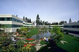 microsoft office in redmond. Building The Microsoft Campus Office In Redmond C