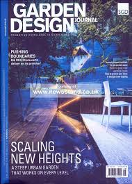 Small Picture Garden Design Journal Magazine Subscription Buy at Newsstandco
