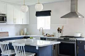 my navy kitchen updated photos the vintage rug shop the