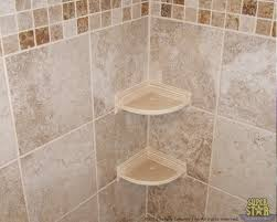 corner shower shelf for tile the kienandsweet furnitures pertaining to shelves remodel 9