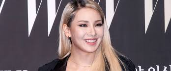 in case you haven t noticed 2ne1 s leader cl is major eyeliner goals granted the baddest female on the kpop scene probably has a team of expert makeup