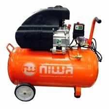 compresor de aire para pintar. compresor de aire niwa 50 litros 2 salida 2.5hp pintar infla para