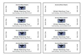 Free Printable Event Ticket Templates Online Make Tickets Your Own