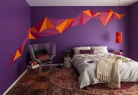 40 Bedroom Wall Paint Designs Decor Ideas Design Trends Simple Paint Designs For Bedrooms