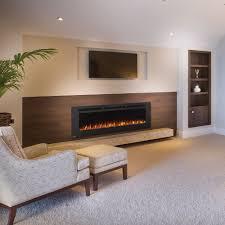 napoleon 60 in allure phantom wall mount electric fireplace nefl60fh mt