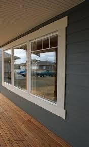 craftsman exterior window trim. Simple Exterior Easy Window Trim More On Craftsman Exterior