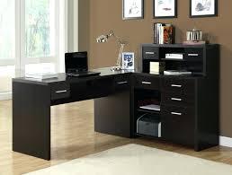 modern l shaped office desk. L Shaped Desk With Side Storage Modern Office Desks