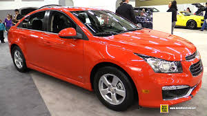 2015 chevy cruze red. 2015 chevrolet cruze 1lt rs exterior and interior walkaround ottawa gatineau auto show chevy red a