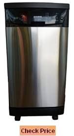 18 inch stainless steel dishwasher. Interesting Steel Solorock18inchdeluxestainlesssteelportabledishwasher Inside 18 Inch Stainless Steel Dishwasher