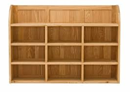 solid wood wall shelving unit ideas
