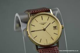 gents longines gold plated watch wr0685 wimbledon watches gents longines gold plated watch wr0685