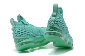 lebron water. lebron 15 basketball shoes (turquoise) water