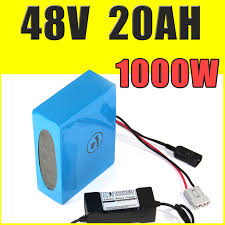 electric bike battery 48v 20ah super power diy 48v 500w 750w 1000w lithium ion battery 48v