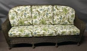 Outdoor Armchair Cushions Beige Replacement 2 Piece Outdoor