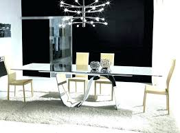 Awesome Contemporary Glass Dining Tables Pictures Liltigertoo