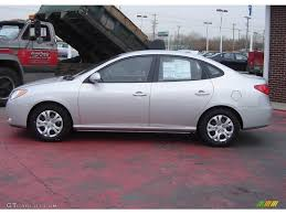 2010 Liquid Silver Hyundai Elantra GLS #20528043 Photo #2 ...