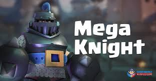 Znalezione obrazy dla zapytania clash royale mega knight