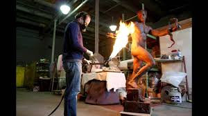 sculptor sabin howard drawing book dialogue 2