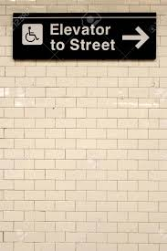 subway station wall. Plain Wall New York City Station Subway Directional Sign On Tile Wall The NYC Subway  Is One To Wall D