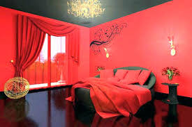 Red And Black Bedroom Red Black And Silver Bedroom Decor – aliwaqas