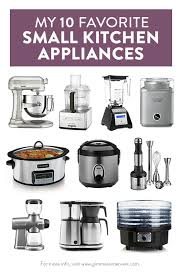small cooking appliances.  Small My 10 Favorite Small Kitchen Appliances In Cooking Gimme Some Oven