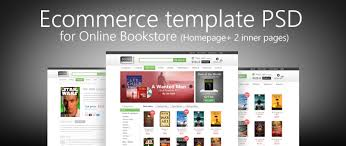 Free Bookstore Website Template Free Psd Website Templates From Css Author Yoarts