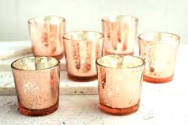 gold tealight candle holders gold mercury candle holder votive candle holders bulk rose gold mercury blush