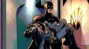 Dick Grayson Takes Over as Batman After Historic DC Wedding | Den of Geek