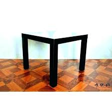corner coffee table low wooden around the by rue rounded corners rectangle