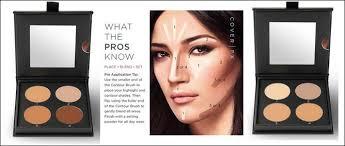 cover fx contour kit palette a makeup artist must have