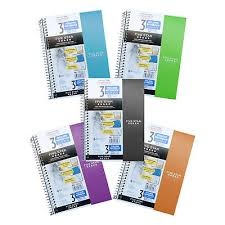 Five Star Graph Paper Notebook Mead Five Star 3 Subject Wirebound Notebook Graph Ruled