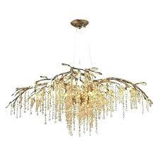 gypsy chandelier multicolored