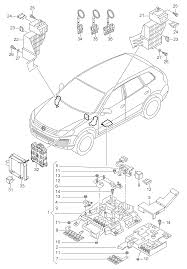 2014 volkswagen touareg market electrics main fuse socket electrics volkswagen toua 2014 main fuse socket