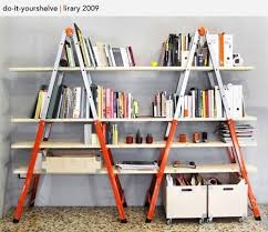 easy diy furniture projects. DIY Furniture Projects Bookshelf Ladders Easy Diy E