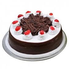 Sharjah Black Forest Flower Delivery 1 Kg Black Forest Cake