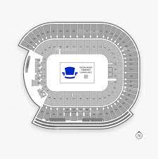 Tcf Bank Stadium Seating Chart Map Seatgeek Rh Seatgeek