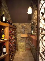 wine cellar decorating ideas closet under the stairs turned into wine cellar furniture s