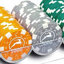 5 out of 5 stars (2) total ratings 2, $3.71 new. 400 Chips 14 G Modiano Box Aluminium Transparent Poker Chips Toys Games