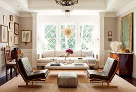 Living Room, Living Room Arrangements With Carpet And Window And White Sofa  And Table And