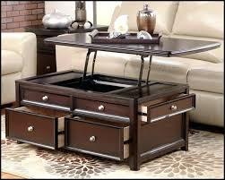 coffee table lift top storage with throughout tables designs 13