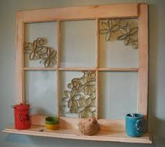... Window Pane Wall Decor Image Of Window Pane Wall Decor Ideas ...
