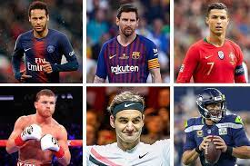 highest paid athletes in the world 2021