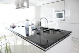 Modern White Kitchen Design Kitchen Kitchen Modern White Design Ideas With Marble Floor And