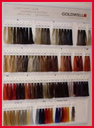 Top Goldwell Topchic Hair Color Chart Collection Of Hair