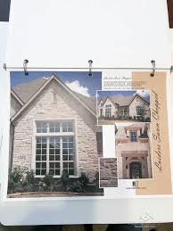 Exterior Window Design Delectable How To Choose Brick Or Stone For Your Home A Guide A Blissful Nest