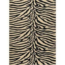 zebra print rug 5 x 7 medium beige and black zebra print area rug elegance furniture zebra print rug