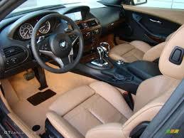 Saddle Brown Interior 2008 BMW 6 Series 650i Coupe Photo #42554529 ...
