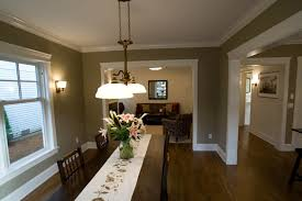 Living Room And Kitchen Color Room Painting Ideas To Improve The Visual Worth Of The Room